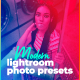25 Modern Lightroom Presets