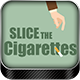 Slice The Cigarettes HTML5 Game