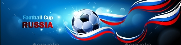 Football 2018 World Championship Cup Russia - Sports/Activity Conceptual