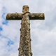 Tall Old Wooden Cross - VideoHive Item for Sale