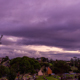 Clouds over Suburb Timelapse - VideoHive Item for Sale