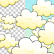 Cartoon Clouds - VideoHive Item for Sale