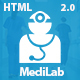 MediLab - Medical Responsive HTML5 Template - ThemeForest Item for Sale