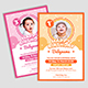 Kids Birthday Invitation Card - GraphicRiver Item for Sale
