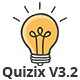 Quizix - Android Quiz App with AdMob, FCM Push Notification, Offline Data Caching