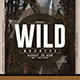 Wild Madness Flyer/Poster - GraphicRiver Item for Sale