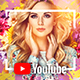 Fashion & Beauty YouTube Banners - GraphicRiver Item for Sale