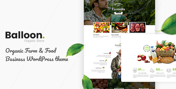 19+ Best Farming WordPress Themes of 2019 7