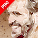 Plasticum - Polygonal Art Photoshop Action - GraphicRiver Item for Sale