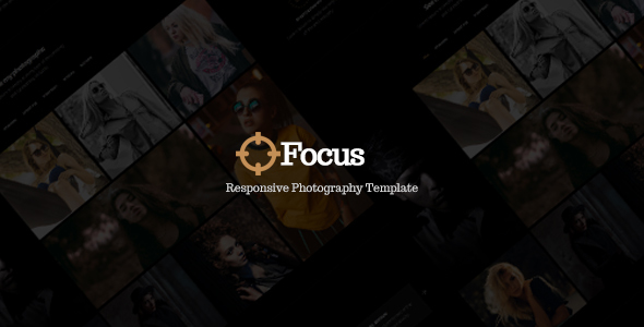 Image of Focus - Responsive Photography Template