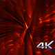 Epic Red Glowing Geometri Background - VideoHive Item for Sale