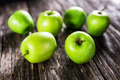 Fresh green apples - PhotoDune Item for Sale