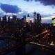 Real Time Flying towards Brooklyn Bridge and Manhattan Downtown - VideoHive Item for Sale