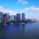 View of Pier A at Battery Park and Financial District - VideoHive Item for Sale