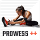 Prowess - A Fitness and Gym WordPress Theme