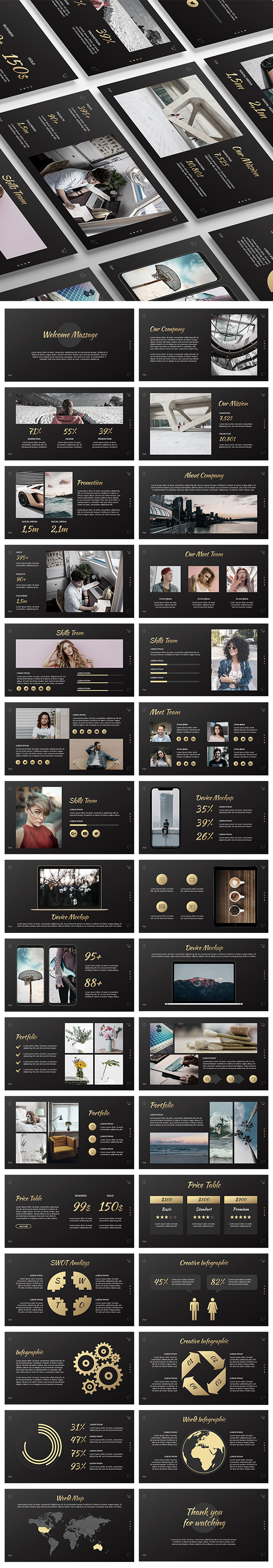 Fashion PowerPoint Presentation - Business PowerPoint Templates