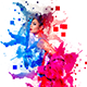 Pixels Painting Photoshop Action - GraphicRiver Item for Sale