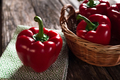 Fresh red peppers  - PhotoDune Item for Sale