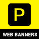 Web ad Banners (Multipurpose) - GraphicRiver Item for Sale
