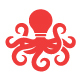 Innovative Octopus Logo - GraphicRiver Item for Sale