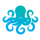 Octopus Logo Template - GraphicRiver Item for Sale