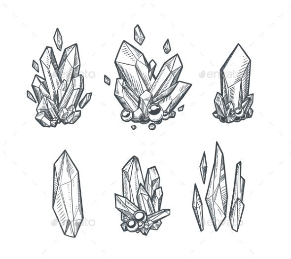 Vector Crystals - Miscellaneous Vectors