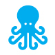 Abstract Octopus Logo - GraphicRiver Item for Sale