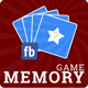 Facebook Memory Game Contest Application