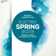 Electro Spring Nights Flyer - GraphicRiver Item for Sale