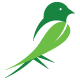 Ecovair Green Bird Logo - GraphicRiver Item for Sale