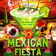 Cinco de Mayo and Mexican Fiesta Flyer - GraphicRiver Item for Sale