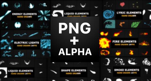 Png+Alpha