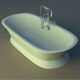 Tub - 3DOcean Item for Sale