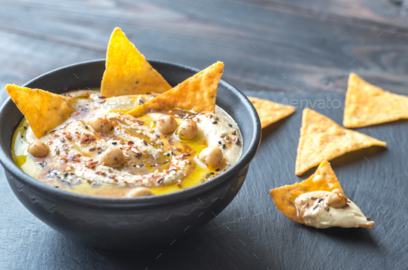 Hummus - Stock Photo - Images