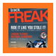 Track Freak Magazine Template - GraphicRiver Item for Sale