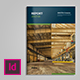 Aingtea Annual Report - GraphicRiver Item for Sale