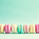 Pastel French macaroons - PhotoDune Item for Sale