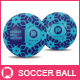 Soccer Ball Mockup - GraphicRiver Item for Sale