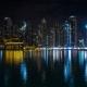 Dubai Fountain Show Near Dubai Mall, Souk Al Bahar, Address Hotel - VideoHive Item for Sale