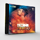 Techno Inferno Music Album CD/DVD Template - GraphicRiver Item for Sale