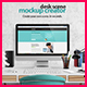 Desk Scene Mock-Up Creator - GraphicRiver Item for Sale