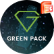 Green Pack Inovative Presentation Template
