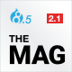 TheMAG - Highly Customizable Drupal 7 and Drupal 8 Blog and Magazine Theme - ThemeForest Item for Sale