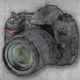 Techno Sketch Photoshop Action - GraphicRiver Item for Sale