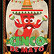 Cinco de Mayo Vintage Flyer And Poster - GraphicRiver Item for Sale