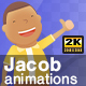 Jacob Character Animation Pack - VideoHive Item for Sale