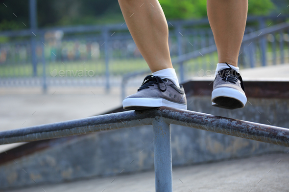 Parkour - Stock Photo - Images
