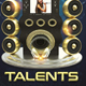 Talent Night - GraphicRiver Item for Sale