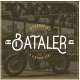 Bataler - Vintage Retro Font - GraphicRiver Item for Sale