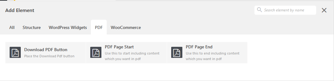 WordPress PDF Generator Addon for WPBakery Page Builder (formerly Visual  Composer)